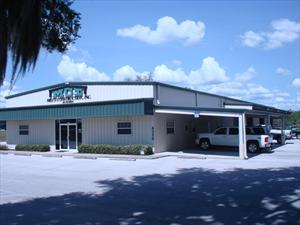 Milco Construction Inc. of Fl.  facilities at  4310 Wallace Rd. in Lakeland, Fl.